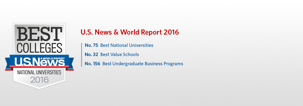 US News & World Report Rankings