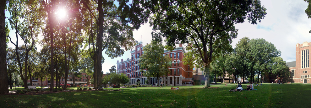 Clark University Small Liberal Arts Research University