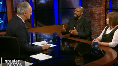 Eric L. De Barros featured on WGBH's Greater Boston