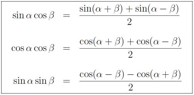 Evaluating Sine Cosine And Tangent Of Pi2: Summary Of Trigonometric Identities