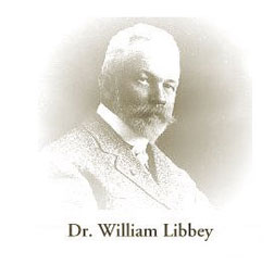 old photograph of Dr. William Libbey